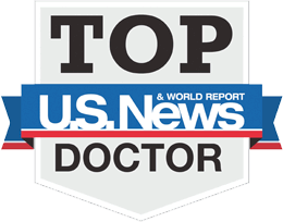 US News and World Report Top Doctor